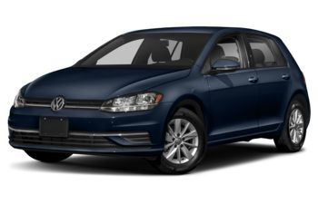 2019 Volkswagen Golf - Night Blue Metallic