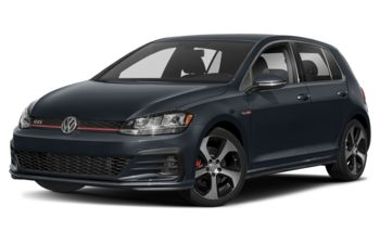 2019 Volkswagen Golf GTI - Dark Iron Blue Metallic