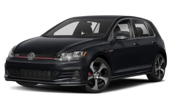 2020 Volkswagen Golf GTI - Deep Black Pearl