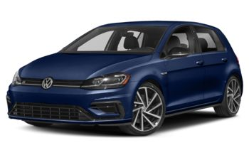 2019 Volkswagen Golf R - Lapiz Blue Metallic