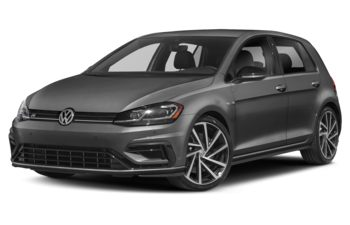 2019 Volkswagen Golf R - Indium Grey Metallic