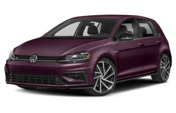 2019 Volkswagen Golf R - Violet Touch Pearl