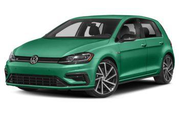 2019 Volkswagen Golf R - Sarantos Turqouise