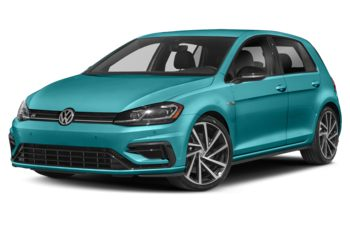 2019 Volkswagen Golf R - 91 Blue