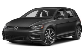 2019 Volkswagen Golf R - Slate Grey