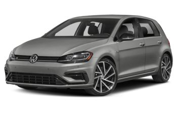 2019 Volkswagen Golf R - Squirrel Grey