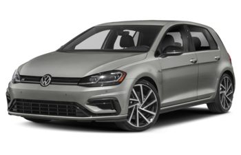 2019 Volkswagen Golf R - Dust Grey