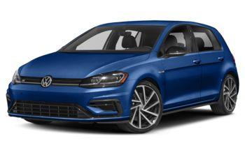 2019 Volkswagen Golf R - Nogaro Blue Pearl