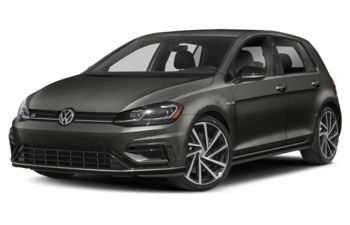 2019 Volkswagen Golf R - Graphite Metallic