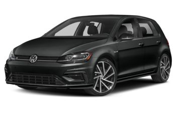 2019 Volkswagen Golf R - Anthracite Metallic