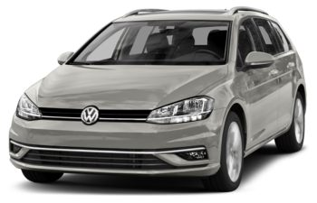 2018 Volkswagen Golf SportWagen - Tungsten Silver Metallic