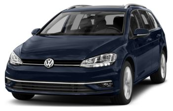 2018 Volkswagen Golf SportWagen - Night Blue Metallic