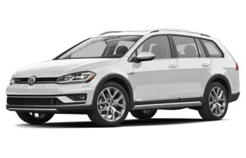 2018 Volkswagen Golf Alltrack - Pure White