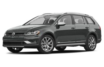 2018 Volkswagen Golf Alltrack - Platinum Grey Metallic