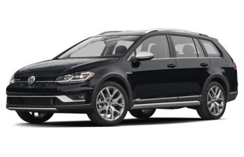 2018 Volkswagen Golf Alltrack - Deep Black Pearl