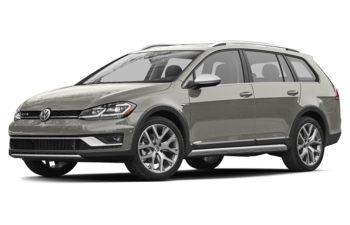 2018 Volkswagen Golf Alltrack - Tungsten Silver Metallic