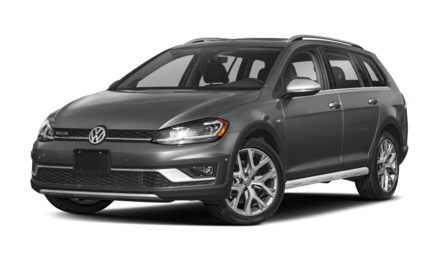 2019 Volkswagen Golf Alltrack 1.8 TSI Highline