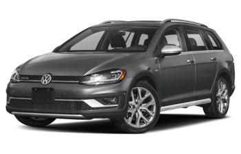 2019 Volkswagen Golf Alltrack - Platinum Grey Metallic