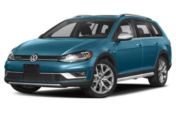 2019 Volkswagen Golf Alltrack - Silk Blue Metallic