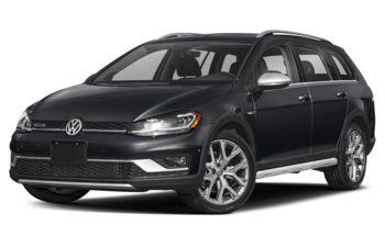 2019 Volkswagen Golf Alltrack - Deep Black Pearl