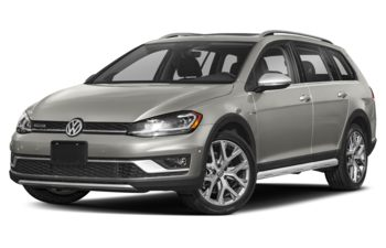 2019 Volkswagen Golf Alltrack - Tungsten Silver Metallic