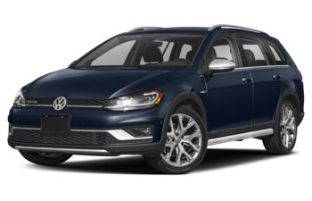 2019 Volkswagen Golf Alltrack - Night Blue Metallic