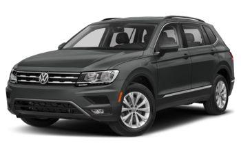 2018 Volkswagen Tiguan - Platinum Grey Metallic