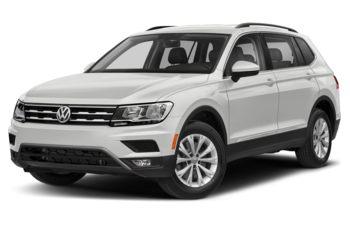 2018 Volkswagen Tiguan - Pure White