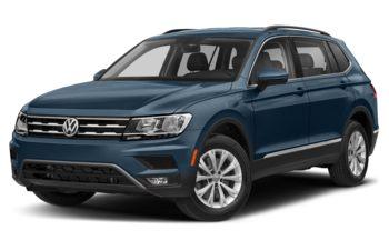 2018 Volkswagen Tiguan - Silk Blue Metallic