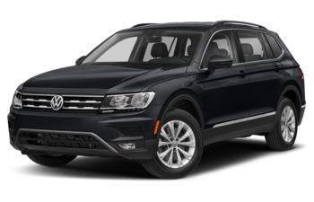 2019 Volkswagen Tiguan - Deep Black Pearl