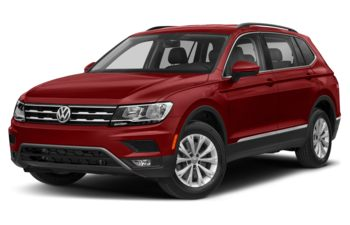 2019 Volkswagen Tiguan - Ruby Red Metallic