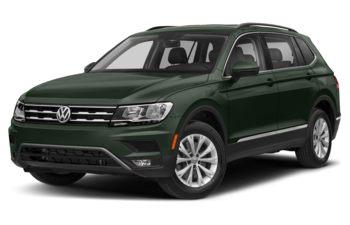2018 Volkswagen Tiguan - Dark Moss Green Metallic