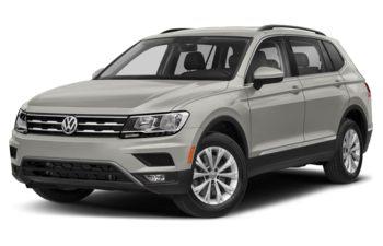 2020 Volkswagen Tiguan - Pyrite Silver Metallic