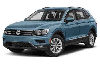 2020 Volkswagen Tiguan - Petroleum Blue Metallic