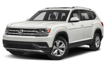 2018 Volkswagen Atlas - Pure White