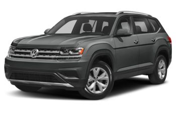 2018 Volkswagen Atlas - Platinum Grey Metallic