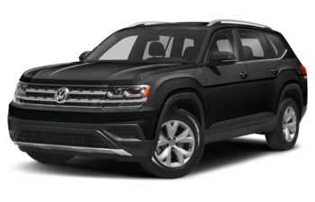 2018 Volkswagen Atlas - Deep Black Pearl