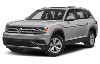2019 Volkswagen Atlas - Reflex Silver Metallic