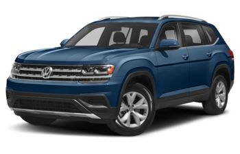 2019 Volkswagen Atlas - Tourmaline Blue Metallic