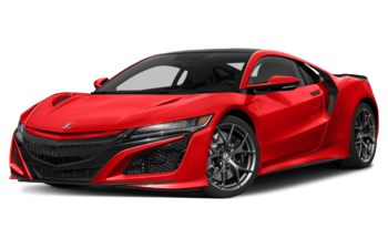 2020 Acura NSX - Curva Red
