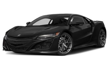 2020 Acura NSX - Berlina Black