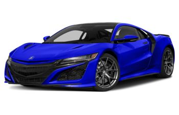 2020 Acura NSX - Nouvelle Blue Pearl