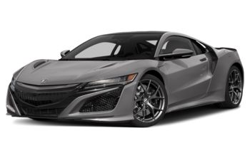 2020 Acura NSX - Source Silver Metallic