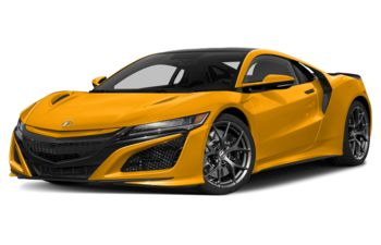 2020 Acura NSX - Indy Yellow