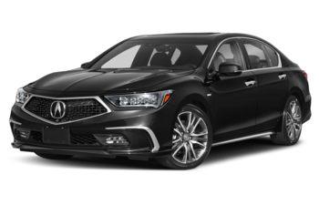 2019 Acura RLX Sport Hybrid - Majestic Black Pearl