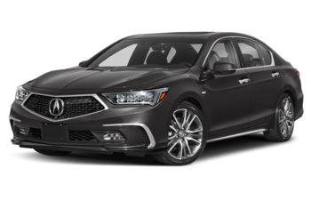 2019 Acura RLX Sport Hybrid - Modern Steel Metallic