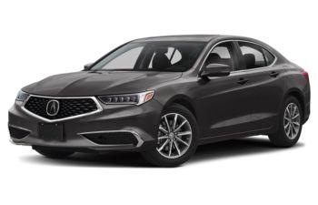 2019 Acura TLX - Modern Steel Metallic