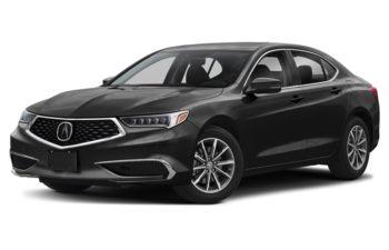 2019 Acura TLX - Crystal Black Pearl