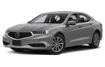 2019 Acura Tlx Base Dct 4 Dr Sedan At Camco Acura