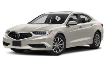 2019 Acura TLX - Platinum White Pearl